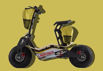 Velocifero MAD500 geel yellow