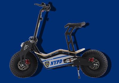 Velocifero MAD 500 NYPD